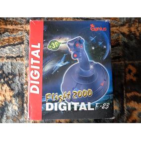 Pc - Joystick Genius 3d Flight 2000 Digital Digital F-23