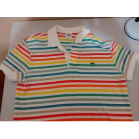 Camisa Polo Lacoste Amarela Tamanho - Pólos Manga Curta Masculinas ... cea4ad8059