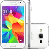 Smartphone Samsung Galaxy Win 2 Duos G360 Tv Branco