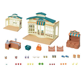Sylvanian Families - Mini Mercado - Epoch