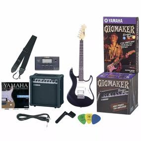 Combo Guitarra Yamaha Gigmaker + Amp. + Acc. - Envio Gratis