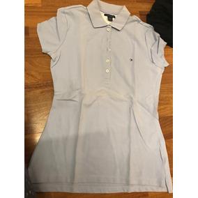 Camisa Polo Tommy Hilfiger Original P Azul Bebe 2e35499bc0e95