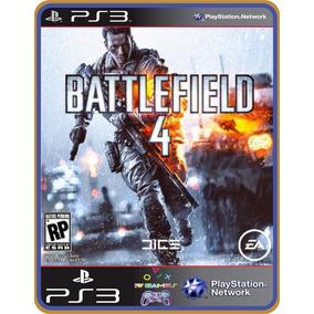 Ps3 Battlefield 4 - Mídia Digital