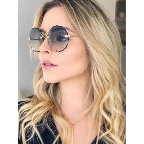 Oculos Sol Diamante - Óculos no Mercado Livre Brasil 2d55b20212