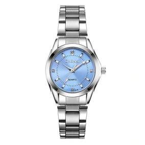 c17a363c3f2 Relogio Chenxi Masculino Fundo Branco - Relógios no Mercado Livre Brasil