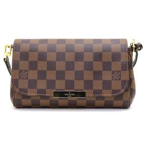 Bolsa Louis Vuitton Favorite Mm Damier Ebene Envio Gratis