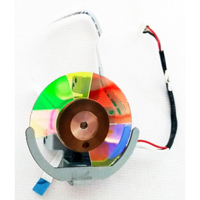 Disco De Cores Color Wheel Projetor Toshiba Tdp Sp1
