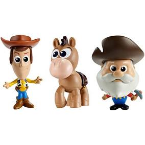 1574a530fea1f Toy Story Disneypixar Minis Prospector Quickdraw Woody Y Bul