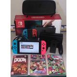 Nintendo Switch Usado Como Nuevo Cambio Ps4