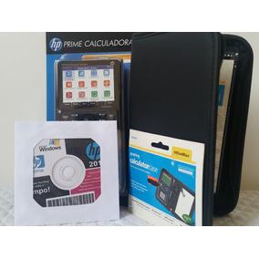 Calculadora Hp Prime+case Especial+cdmaster+película
