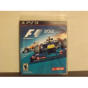Ps3 F1 2012 - Completo - Aceito Trocas...