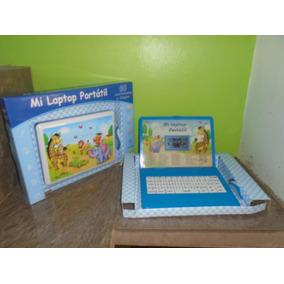 Computadora Mi Laptop Portátil Para Niños
