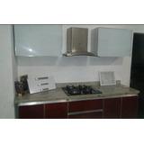 Muebles De Cocina Empotrada De Vidrio Incluye Piedra Granit