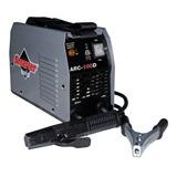 Maquina De Solda Portatil Arc-100d Smarter 110v 70 Amp