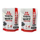 Whey Protein 2x 837g - Titan - Imperdível Preço