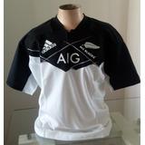Camiseta All Blacks Rugby adidas Nuevas! Envío Gratis!