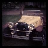Mercedes Benz 1928 Ssk (replica)