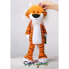 Figura Dulce Coles De 18 Pulgadas Tigre Peluche Muñeco -9545