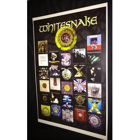 Poster Whitesnake Poster David Coverdale Poster Steve Vai