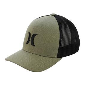 Gorra Hurley One And Textures Truck Hat Khaki 724 Rebajada