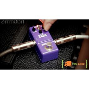 Pedal Ammoon Echo Delay