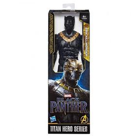 Muñeco De Acción Pantera Negra E0869 30cm Hasbro