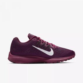a8af4676113 Tenis Nike Florido Feminino Réplica - Tênis Casuais Rosa escuro no ...