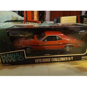 Carro Escala 1:18 Dodge Challenger R/t