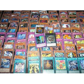 Yugioh Ultra Pacote 150 Cartas Todas Raras Holofoil Original
