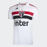 Camisa Polo Masculina adidas São Paulo