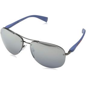 36e1557ea7923 Óculos De Sol Prada Linea Rossa Eyewear Sps 56n 1bc 7w1 - Óculos no ...