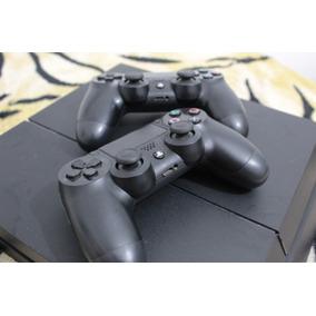 Ps4 - Playstation 4 Completo + Jogos