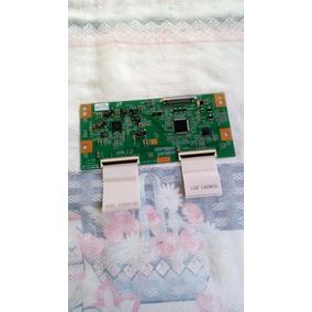 Placa Tcon Sony 32, Usa, Retirada Tv Tela Queimada.