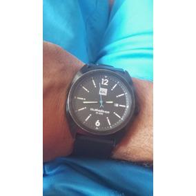 Relógio Quiksilver Brigadier Preto Pulseira Preta