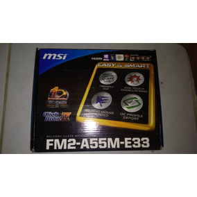 Placa Mãe Fm2-a55m-e33