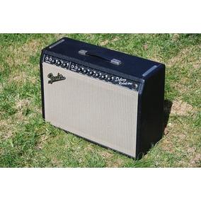 Fender Deluxe Reverb Amp, Incluye Footswitch Y Flight Case.