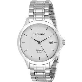 Relógio Technos Masculino Executive 1s13bc 1c - Relógios no Mercado ... ebf9c8eb83