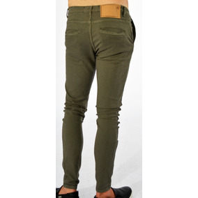 Pantalon Gabardina Chupin - Pantalones Chupín Gris oscuro en Córdoba ... 8b20fcfb474d