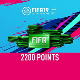 2200 Fifa 19 Points Ps4 Código Digital Entrega Inmediata