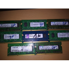 Memoria Ddr3 De Laptop De 1gb
