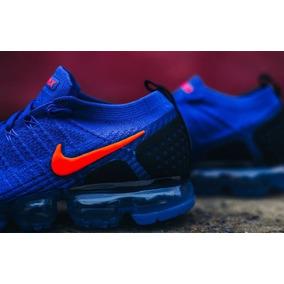 bd5dd87bdbe Tenis Feminino Vermelho Da Nike Flyknit - Nike para Masculino Azul ...