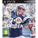 Madden Nfl 17 Ps3 Digital Gcp