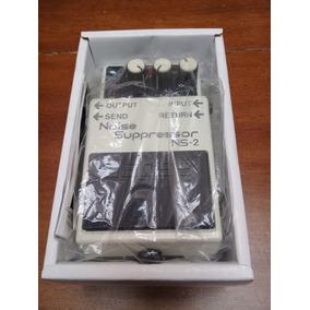 Vendo Pedal Boss Noise Suppressor Ns-2 Nuevo De Paquete