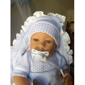 Bebe Reborn Realista Menino Paul Barato Vinil Baby Brink