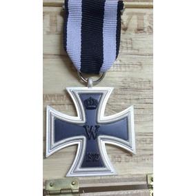 Cruz De Ferro 1870 Medalha Militar Da Alemanha 1° Classe