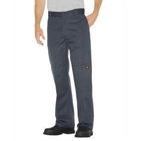Dickies 85-283 Pantalón Trabajo Doble Rodilla Uso Rudo