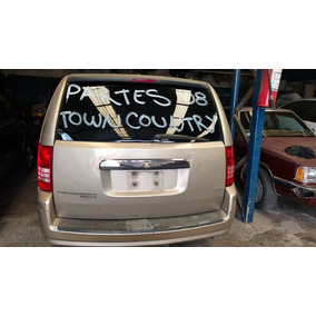 Chrysler Towncountry 2008 Automatica Solo X Partes