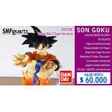 Son Goku Sh Figuarts