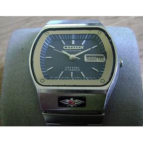 Bonito Reloj Citizen Automático. Vintage 80´s.