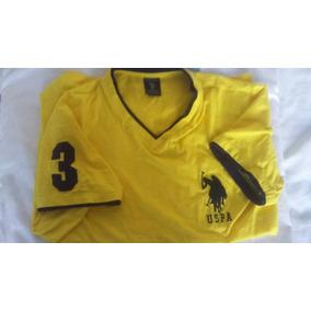 68a406e110 Camisetas Polo Clasicas Colores Hermosos Modelos - Ropa - Mercado ...